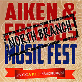 Aiken & Friends Fest Mobile Logo