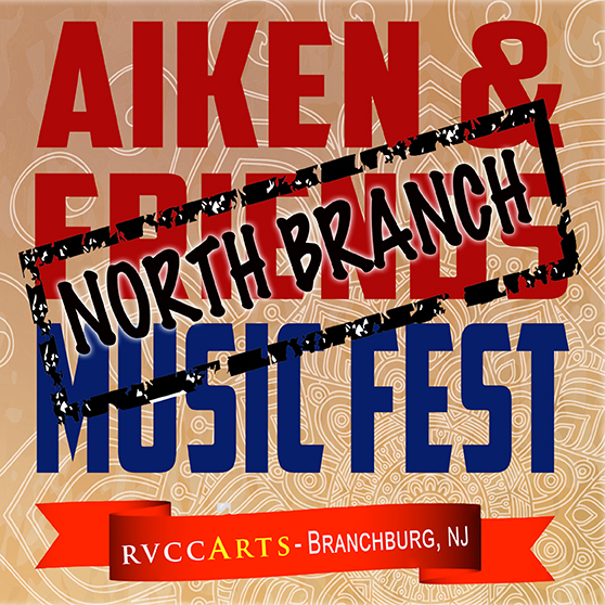Aiken & Friends Fest Mobile Retina Logo
