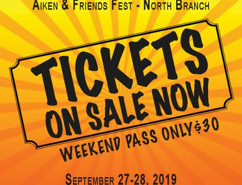 Weekend Pass Tickets On Sale Now